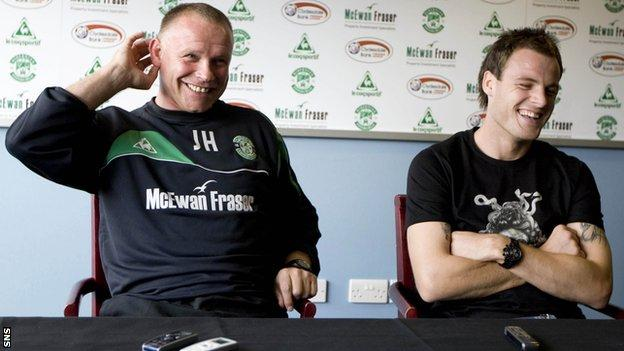 John Hughes and Anthony Stokes