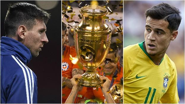 Copa America: Lionel Messi means business as Brazil face up to pressure thumbnail