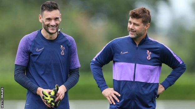 Mauricio Pochettino 'may have left' if Tottenham won Champions League