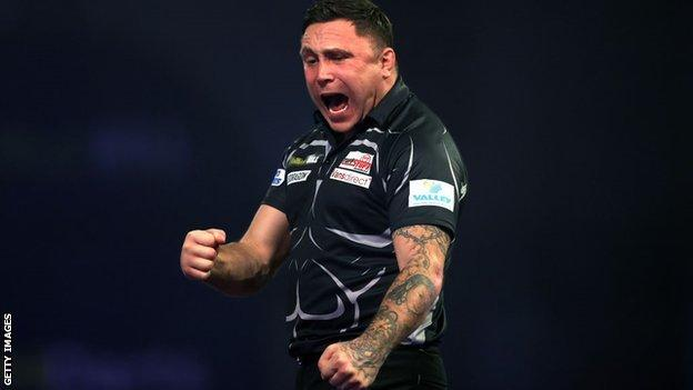 Gerwyn Price also reached the PDC World Championship semi-finals in 2020