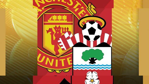Man Utd v Southampton