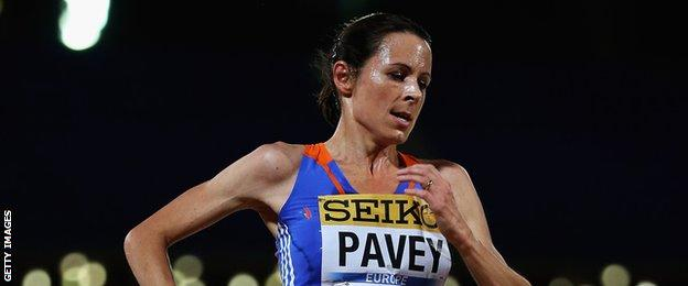 Jo Pavey