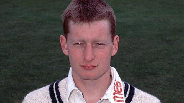 Matt Rawnsley took 74 wickets in 46 first-class matches for Worcestershire, as well as playing in 54 List A games