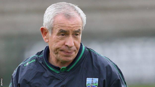Pete McGrath is manager of the Ulster Inter-provincial football final