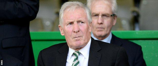Former Celtic captain and manager Billy McNeill
