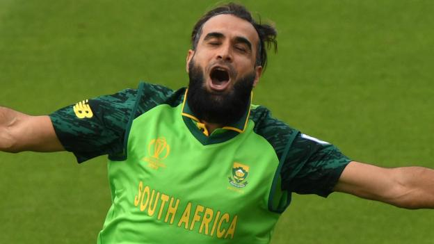 Cricket World Cup: South Africa beat Afghanistan for first win thumbnail