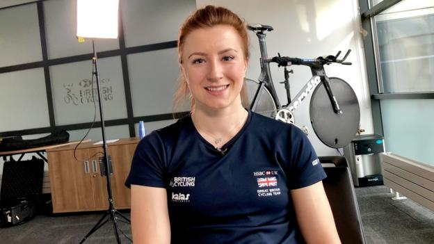 Track Cycling World Championships: Victoria Williamson set for return after crash thumbnail