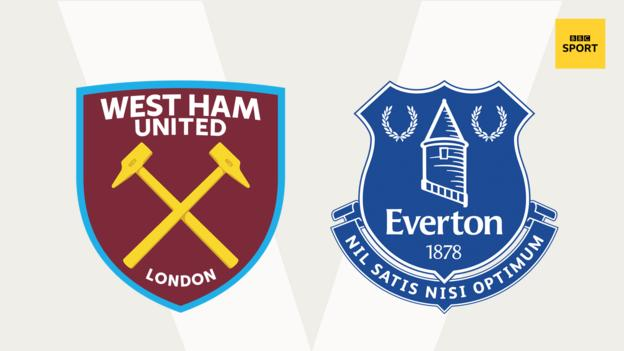 West Ham v Everton