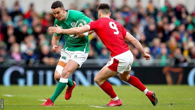 Keenan and Connors start for Ireland