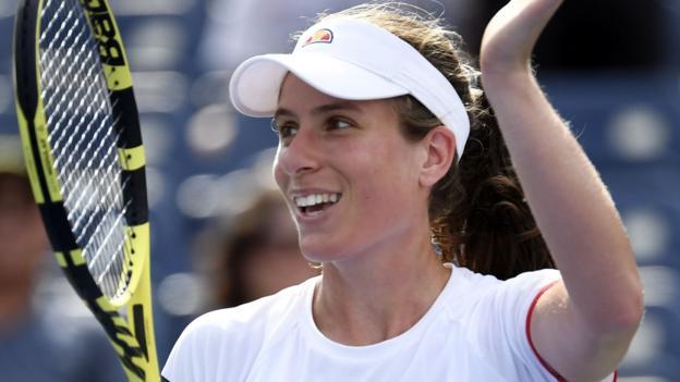 US Open 2019: Johanna Konta 'grown as a player' since losing to Karolina Pliskova
