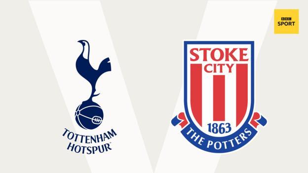 Tottenham v Stoke