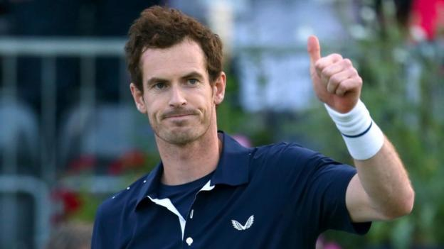 Andy Murray starts to believe he can beat Roger Federer, Rafael Nadal & Novak Djokovic again thumbnail