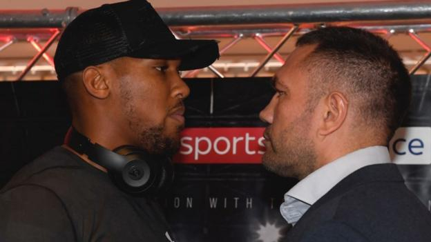Joshua-Pulev at Tottenham Hotspur Stadium could be moved to July