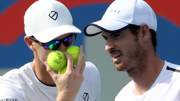 Andy Murray & Jamie Murray win at Washington Open thumbnail