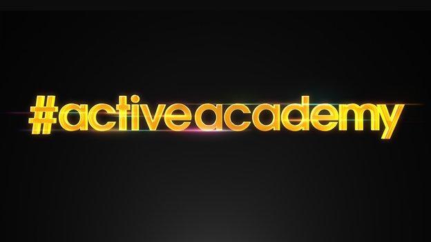 Active Academy graphic