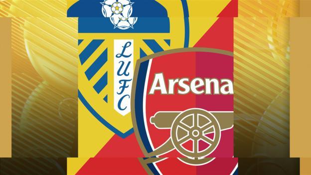 Leeds v Arsenal