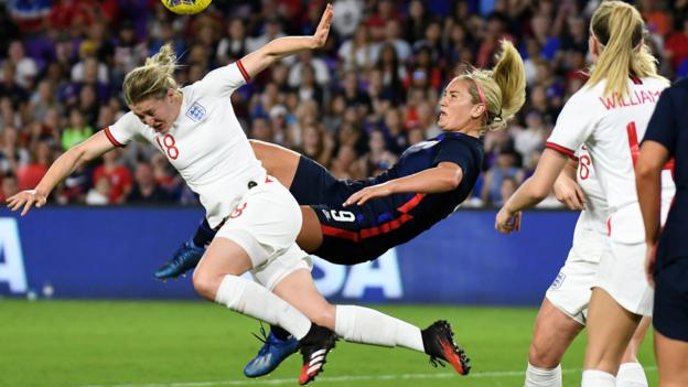 SheBelieves Cup: Have England gone backwards since World Cup? thumbnail