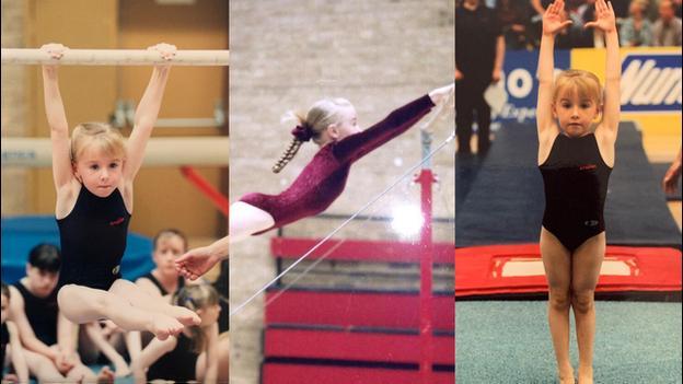 Leah Williamson Gymnastics