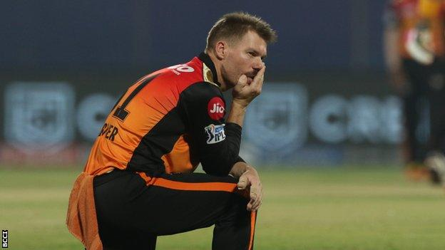 IPL 2021: David Warner replaced by Kane Williamson as Sunrisers Hyderabad captain thumbnail