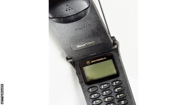 Motorola StarTAC 1996
