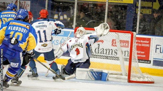 Fife's two wins over Edinburgh clinched four points for the weekend