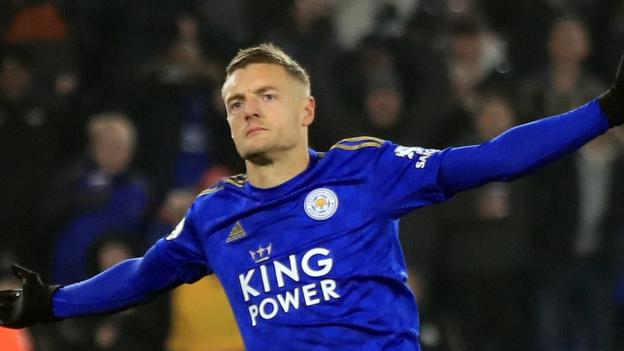 Leicester 2-0 Watford: Jamie Vardy and James Maddison on target thumbnail