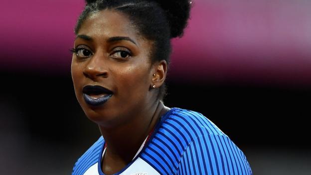 World Para-Athletics Championships: Kadeena Cox says Dubai heat will be challenge thumbnail