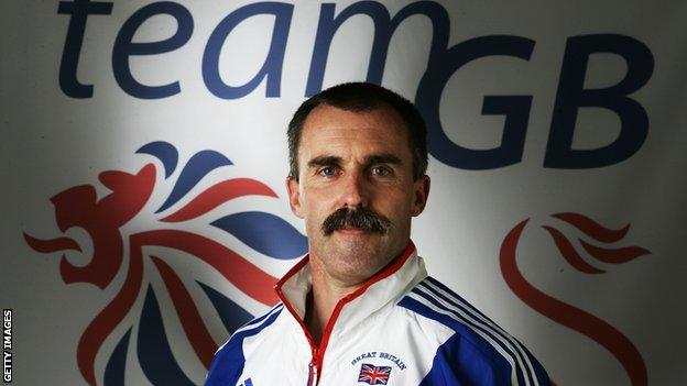 Steve Perks is a former GB and Wales sprints and relays head coach