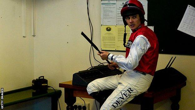 Grand National-winning jockey Liam Treadwell dies aged 34