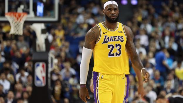 LA rivalry, Zion Williamson and China disputes - the big talking points before new NBA season