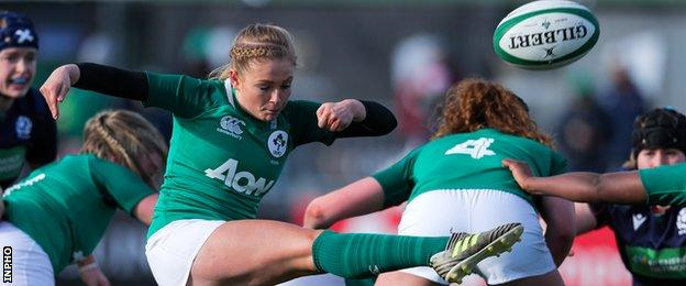 Dane helped Ireland to Six Nations victories over Scotland and Wales in their first two games of the campaign