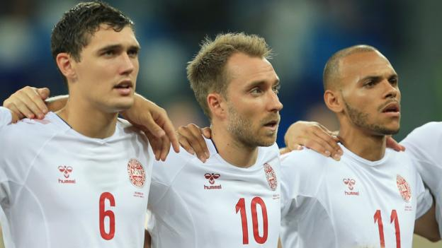 Nations League  Denmark name futsal players in squad for Wales game amid  dispute - BBC Sport 3f4b4e05524ee