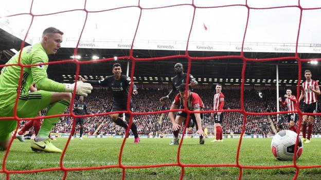 Sheffield United 0-1 Liverpool: Wijnaldum goal keeps Reds' flawless start going