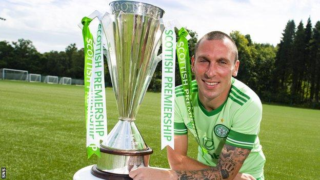 sports Scott Brown has helped Celtic to nine successive domestic titles