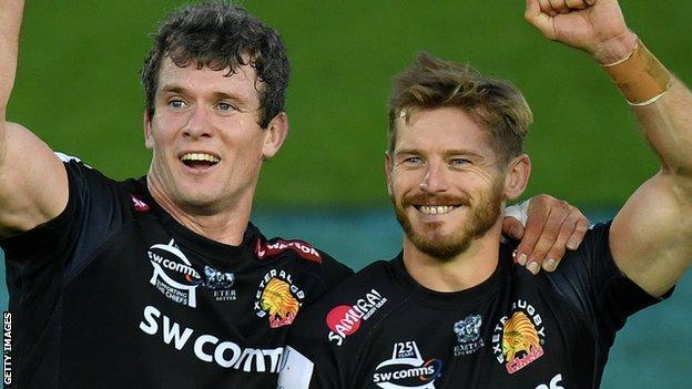 Gareth Steenson and Ian Whitten