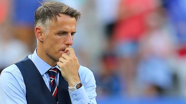 Bury FC: Phil Neville says League One club's demise is 'absolutely disgraceful'