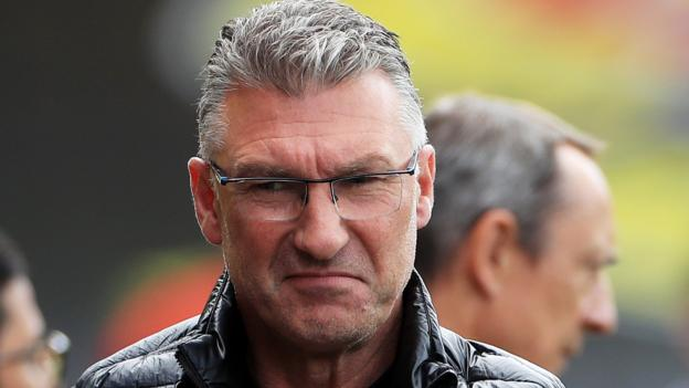 Watford set to sack Nigel Pearson with club just above relegation zone