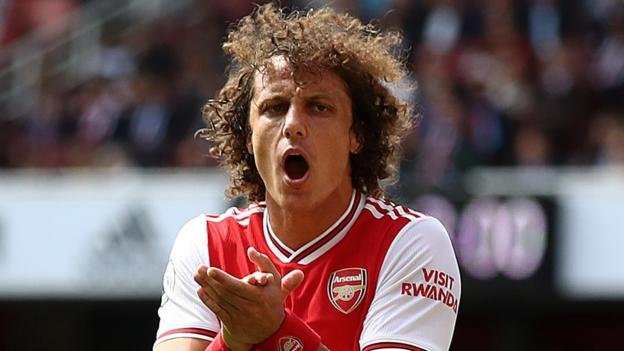 David Luiz: Arsenal defender says he left Chelsea because of his 'ambition'