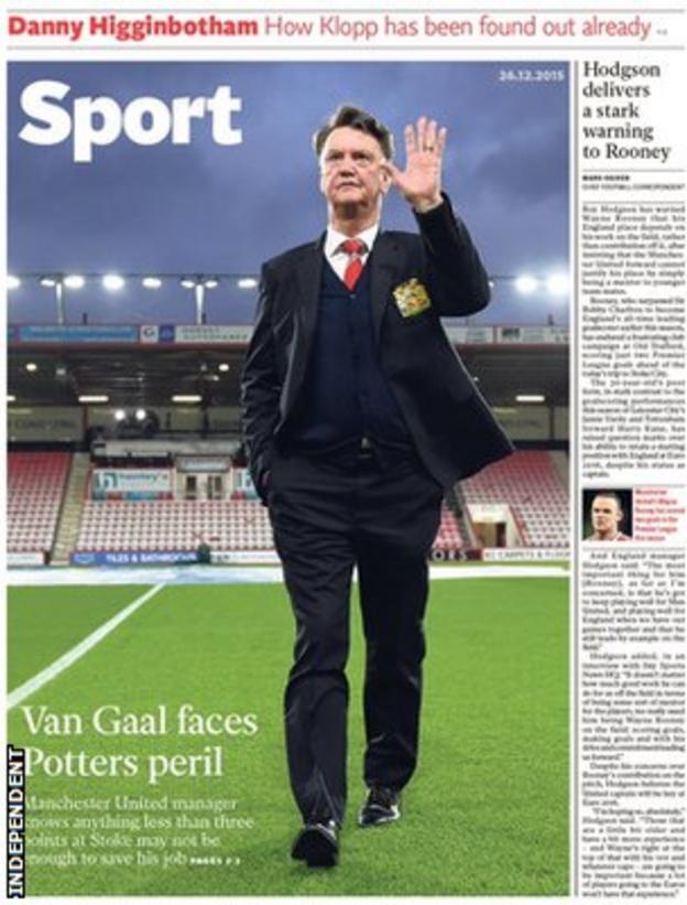 Saturday's Independent Sport