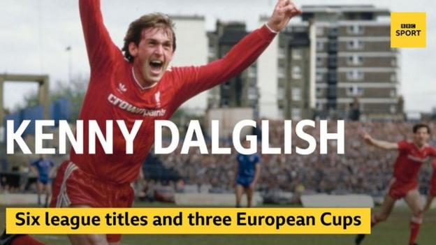 Kenny Dalglish was a key member of the all-conquering red machine in the late 1970s and early 80s