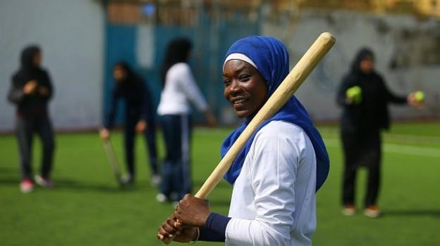 Get Inspired: How to get into softball - BBC Sport