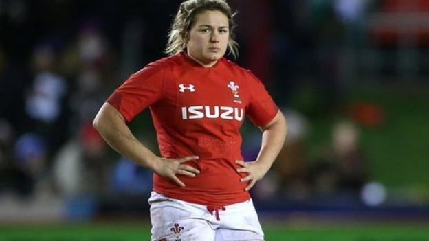 Six Nations: Triple-international Hannah Bluck relishing chance