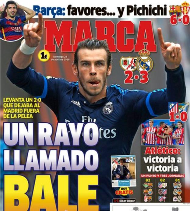 Marca back page