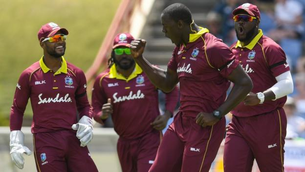 England in West Indies: Dismal tourists lose by seven wickets as series drawn 2-2 thumbnail