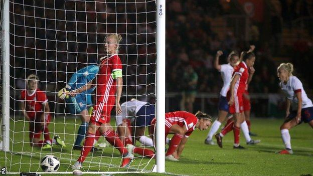 Wales' 3-0 defeat to England in Newport on Friday was the first of their qualifying campaign