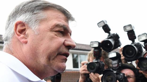 Sam Allardyce: Ex-England boss says entrapment has won