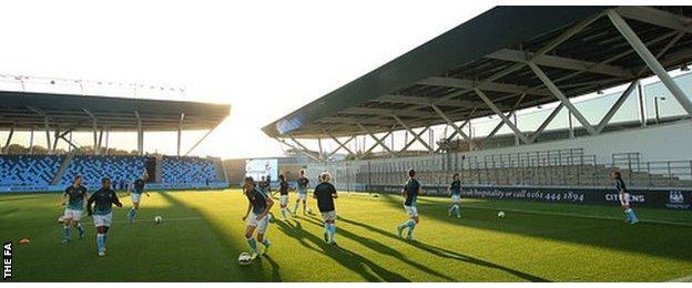 The Academy Stadium