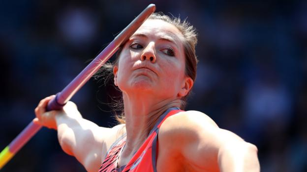 Goldie Sayers: 2008 Olympic javelin bronze to be presented to Briton next month thumbnail