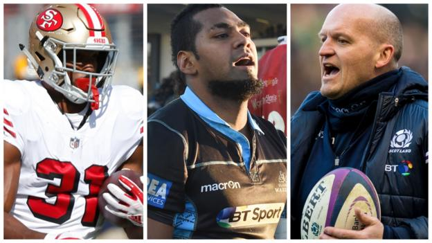 VR labs, shaky Fijian footage and getting 'smashed' in training – the life of a top rugby analyst thumbnail