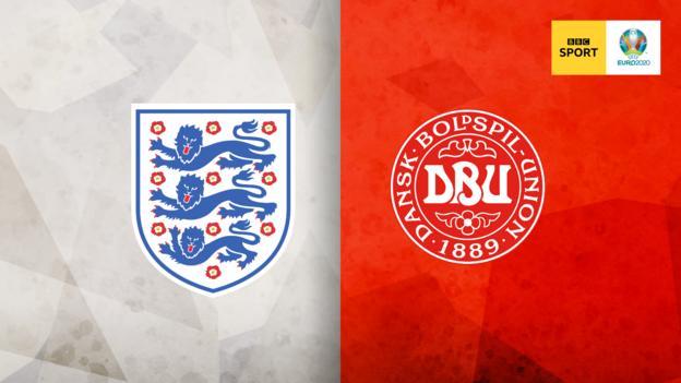 Inghilterra vs Danimarca